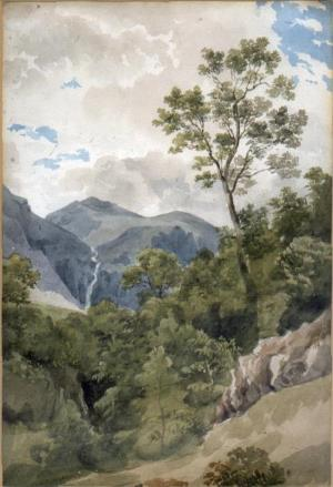 Watercolour by A E Penley