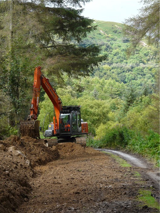 And the forest road bank is reinstated 19 Aug 2015